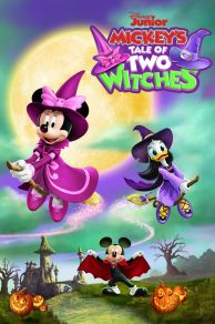 Mickeys Tale of Two Witches (2021)