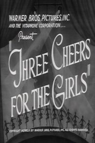 Three Cheers for the Girls (1943)
